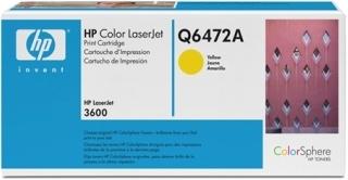 Toneris HP yellow   4000psl   CLJ3600