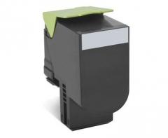 Toneris Lexmark 802SK black | return | 2500 pgs| CX310dn / CX310n / CX410de / CX