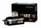 Toneris Lexmark black   return   21000pgs   T64X