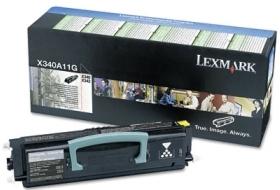 Toneris Lexmark black | return | 2500pgs | X34X