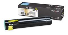 Toneris Lexmark yellow | 22000pgs | X94X