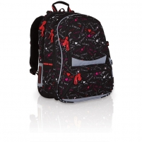 TOPGAL CHI 749 A Ortopedinė kuprinė CHILLI SERIES Backpacks for kids
