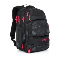 TOPGAL HIT 863 A ortopedinė kuprinė STREET HIT Backpacks for kids