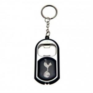 Tottenham Hotspur F.C. raktų pakabukas - butelio atidarytuvas (Su žibintuvėliu)