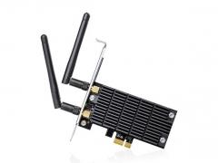 TP-Link Archer T6E AC1300 PCI Express Wireless 802.11ac/b/g/n 2,4/5GHz