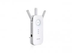 TP-Link RE450 Wireless Range Extender 802.11b/g/n/ac  AC1750 , Wall-Plug Gigabit