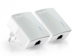 TP-Link TL-PA4010 AV500 Nano Powerline Ethernet Adapter Starter Kit