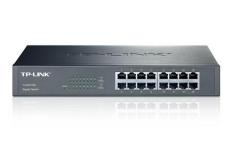 TP-Link TL-SG1016D Switch Rack 16x10/100/1000Mbps