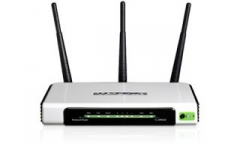 TP-Link TL-WR940N Wireless 802.11n/300Mbps 3T3R router 4xLAN, 1xWAN, Atheros