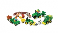 Traktoriai Tomy John Deere Fun On The Farm 324 Toys for boys