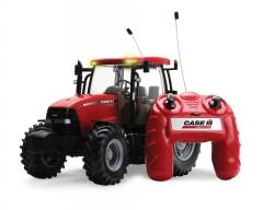 Traktorius Tomy Britains Big Farm R/C Tractor IH140 343 RC technika vaikams