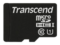TRANSCEND 16GBmicroSDHC CL10 UHS-I Adapt