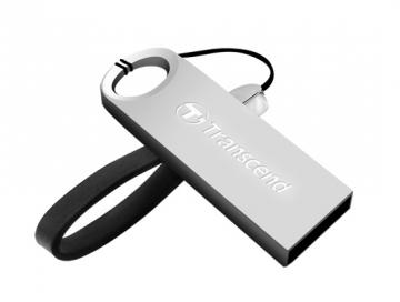 TRANSCEND 8GB JetFlash 520 USB2.0 silver