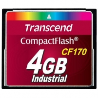 Transcend Compact Flash 4GB High Speed CF170