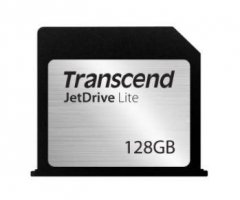 Transcend JetDrive Lite 130 storage expansion card 128GB Apple MacBook Air 13