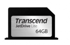 Transcend JetDrive Lite 330 storage expansion card 64GB Apple MacBookPro Retina
