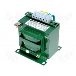 Transformatorius 160VA, 230/12V, 13,3A, skirtas elektroninių prietaisų maitinimo sistemoms, Breve TMM 160/A230/12V/13,3A Strāvas mērīšanas transformatori