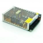 Transformatorius elektroninis 150W, 12V, 12,5A, DC, IP20, CCTV 010847 Voltage transformers