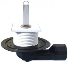 Trapas vidaus patalpoms HL80.2 su perpylimo vamzdeliu