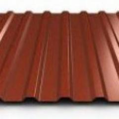 Trapezoidal profile steel roof 18ST/SN (SP-PA)
