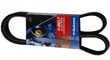Trapecinis diržas B 930Lw/890Li Č Trapeciniai gumos diržai