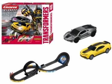 Trasa 20062334 / 62334  CARRERA GO TRANSFORMERS 1:43 5.4m Automobilių lenktynių trasos vaikams