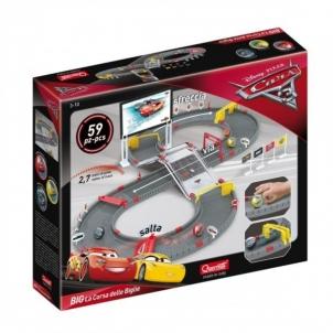 Trasa 6308 Quercetti Big Cars 3 Marble Run ©Disney/Pixar Car racing tracks for kids