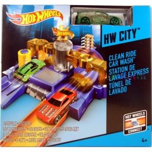 Trasa CDL85 / BGH94 Hot Wheels City Spielset Clean Ride Autowaschanlage