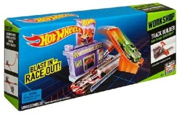 Trasa CFC68 / BGX75 Mattel - Hot Wheels Track Builder