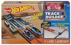 Trasa DJD68 / DNH84 Hot Wheels Workshop Track Builder Essentials with Car MATTEL