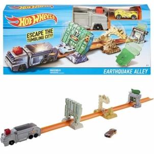 Trasa DWY52 / DNR74 Hot Wheels Earthquake Alley Track Set MATTEL