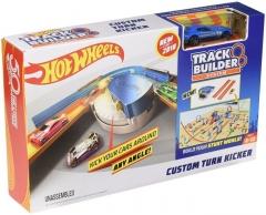 Trasa FPG95 / DNH84 Hot Wheels Track Builder Custom Curve Kicker Playset MATTEL