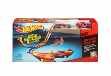 Trasa Hot Wheels Mattel (BGJ08 CDM43) (2 mašinėlės komplekte)