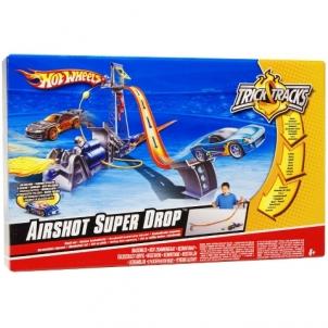 Trasa HOT WHEELS N4728 AIRSHOT SUPER DROP TRICK TRACKS