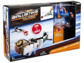 Trasa Mattel Hot Wheels Y0058 Ballistiks FULL FORCE Automobilių lenktynių trasos vaikams