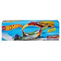 Trąsos rinkinys FTH82 / FTH79 Hot Wheels Loop Star Playset Car racing tracks for kids