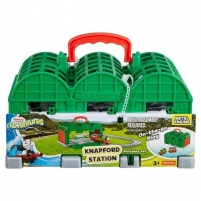 Traukinio trasa DVT10 / FDV71 Thomas & Friends™ Adventures Knapford Station Portable Set