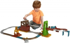 Traukinio trasa FBK08 Fisher Price Thomas & Friends TrackMaster Cable Bridge Žaislai berniukams