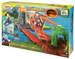 Traukinukas CDN09 Thomas & Friends Take-n-Play Daring Dragon Drop