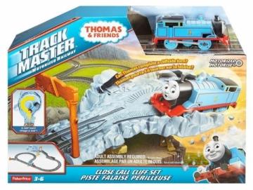 Traukinukas DFM51 / CFF94 Thomas & Friends Trackmast Geležinkelis vaikams