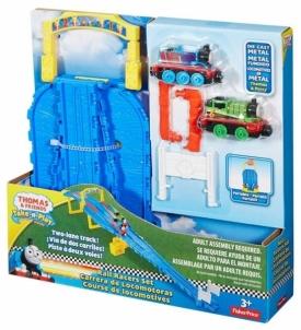 Traukinukas DLR99 Thomas & Friends DLR99 Take-n-Play Rail Racers Set