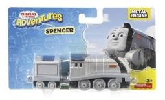 Traukinukas DXR69/DWM30 Thomas & Friends Fisher-Price Adventures, Racing Spencer