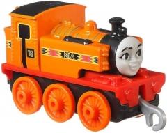 Traukinukas FXX02 / GCK93 Thomas & Friends TrackMaster, Nia MATTEL Dzelzceļa bērniem