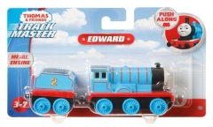 Traukinukas GDJ57/GCK94 Fisher-Price Thomas & Friends Adventures, Large Push Along Edward Geležinkelis vaikams
