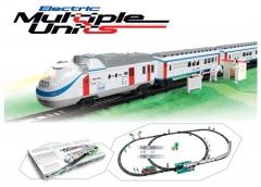 Traukinys Doy Multiple Units train 608041397 Geležinkelis vaikams