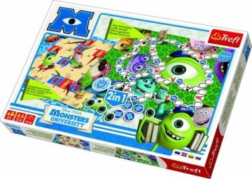 Trefl 01022 Monster University Galda spēles bērniem