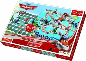 Trefl 01023 Planes Stalo žaidimai vaikams