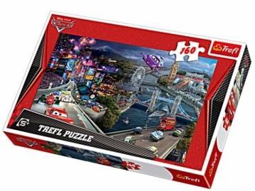 Dėlionė TREFL 15216 Puzzle CARS 2 160 detalių