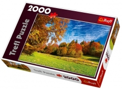 Trefl 27073 Puzzle Pass , Pieniny mountains 2000 det. Jigsaw for kids