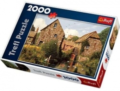 Trefl 27078 Puzzle Childhood memories 2000 det. Jigsaw for kids